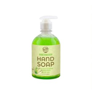 Antibacterial Hand Soap Green Apple Scented 16.9 Oz